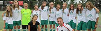 EFC Kronberg Juniorinnen