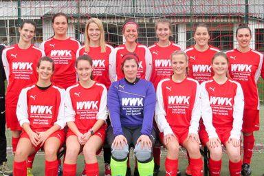 EFC-Kronberg-Frauenmannschaft