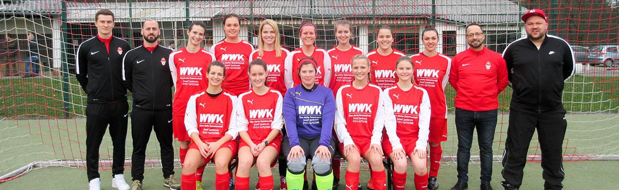 EFC Kronberg - Frauenmannschaft 2017